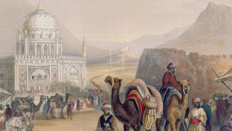 Central Asia, Persia and Afghanistan, 1834-1922: From Silk Road to Soviet Rule