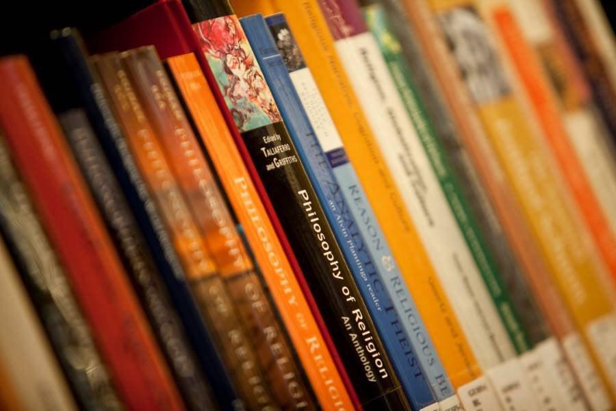 Course Reserve Books